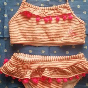 Betsey Johnson teeny weeny bikini for little ones
